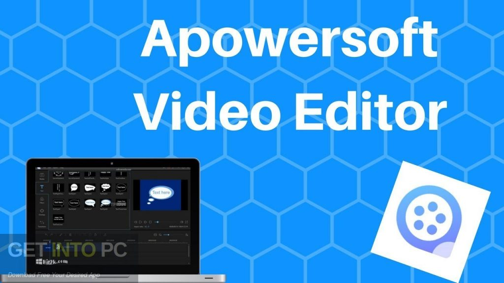 ApowerEdit v1.6.8.13 Crack with Activation Key 2021 Download Free