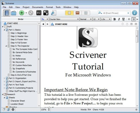 Scrivener 3.2.2 Crack With Keygen Free Download