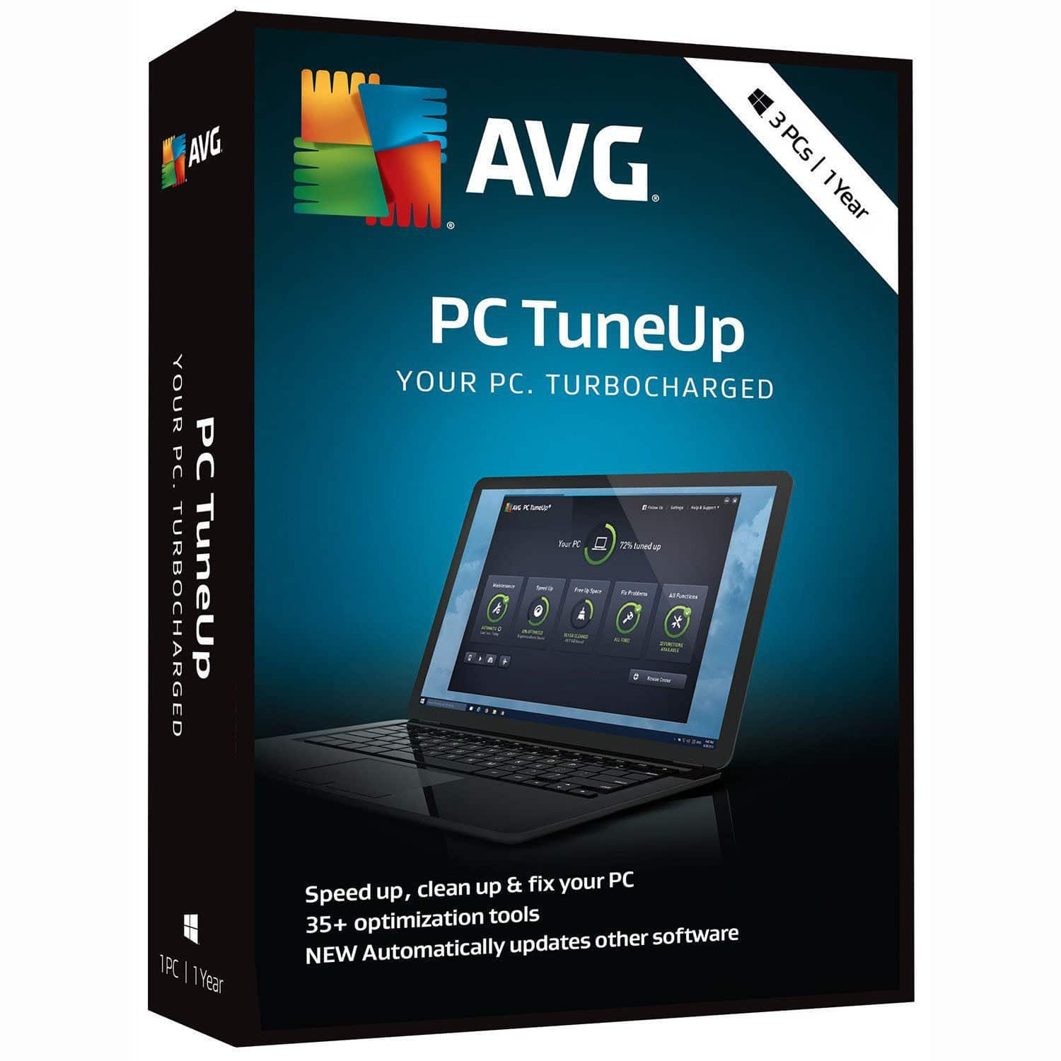 AVG PC TuneUp 21.2.2897 Crack + Product Key Free Download [Latest]